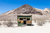 Rhyolite Ghost Town — Stock Photo