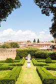 Giardino all'italiana — Foto Stock
