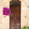 Tuscan door — Stock Photo #40034523