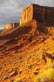 Monument Valley Sunrise — Stock Photo