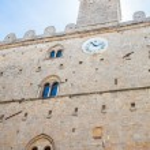 Постер, плакат: Volterra Priori Palace