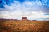 Monument Valley — Stock Photo