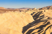 Zabriskie point — Stockfoto