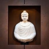Bust of Buddha — Stock Photo