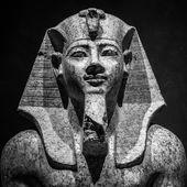 Firavun heykeli — Stok fotoğraf