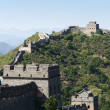Great Wall of China at Jinshanling — Stock Photo