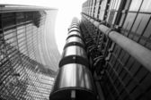 Lloyds Building, London — Stock Photo
