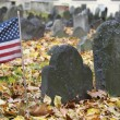 Stock Photo: Granary Burying Ground, Boston