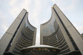 City Hall, Toronto — Stock Photo