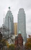 Toronto en otoño — Foto de Stock