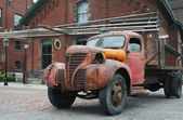 Rusted Out Truck — Stock Photo