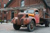Arrugginito camion — Foto Stock
