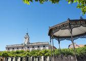 Cervantes Square, Alcalá de Henares — Stock Photo