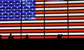 Bandiera americana — Foto Stock
