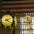 Grand Central Station Clock — Stock Photo #34473757