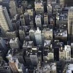 New York City Rooftops — Stock Photo #34474299