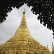 Stock Photo: Shwedagon Pagoda, Yangon