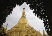 Shwedagon Pagoda, Yangon — Stock Photo