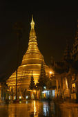 Shwedagon Pagoda, Yangon — Stock Photo