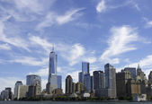 Aşağı manhattan, new york — Stok fotoğraf