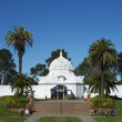 Stock Photo: Conservatory of Flowers, San Francisco