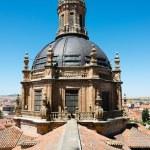 La Clerecía, Salamanca — Stock Photo