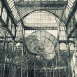 Palacio de Cristal, Parque del Buen Retiro, Madrid — Stock Photo #40307365
