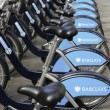 Barclays Cycle Hire, London — Stok fotoğraf #44077703