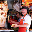 Kebab Buffet — Stock Photo