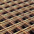 Stacked rebar grids — Stock Photo #12759583