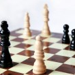 Chess Game Board — Stock Photo