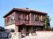 An Amasra house. — Foto Stock