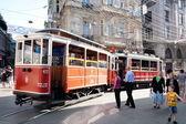 Istiklal Street, Istanbul — Stock Photo