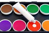 Colores del agua — Foto de Stock