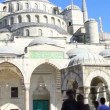 Blue Mosque — Stock Video