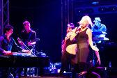 Ajda Concert — Stock Photo