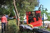 Istanbul, Gezi Park — Stock Photo