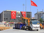 Taksim Square — Stock Photo