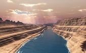 Kanyon — Stok fotoğraf