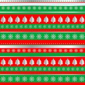 Noel kağıt ambalaj — Stok fotoğraf