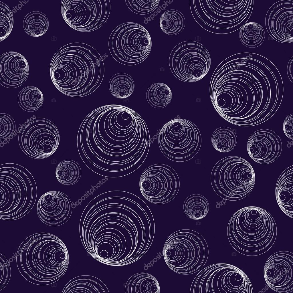 Abstract circles mauve background, seamless pattern — Stock Photo #13743798