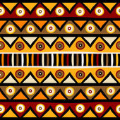 Tribal African background — Stock Photo