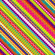 Doodle ethnic and colored seamless background — Stock Photo #42920221