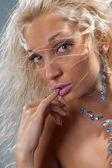 Güzel kız — Stok fotoğraf