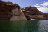 Lake powell, utah — Stock Photo