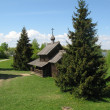 Ancient wooden church — Stock Photo #2863957