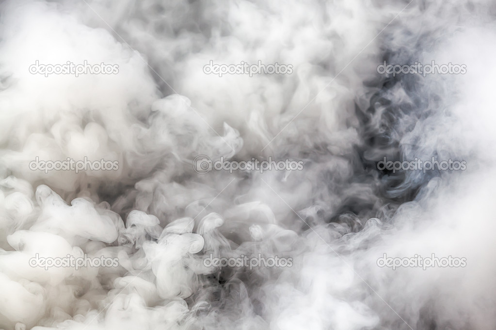 Background of white smoke — Stock Photo #13744643