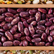 Set of beans for cooking in the kitchen — Stock Photo