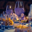 Table wine glasses for wine — Stock Photo #33091271