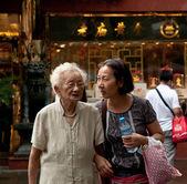 Chinese vrouwen — Stockfoto